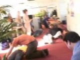 Stage Secourisme Croix rouge chez Auto Plus Partie 1