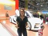 Citroën Concept GT au mondial de paris 2008