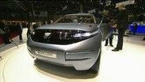 Genève Concept Dacia Duster