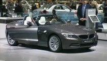 Genève BMW Z4