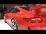 Genève Porsche 911 GT3