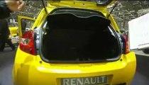 Genève Clio Renault Sport
