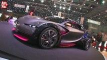 Citroen Concept Revolte et Survolt - En direct du salon de Genève 2010