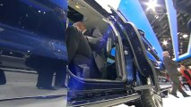 Volkswagen Sharan - En direct du salon de Genève 2010