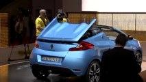 Renault Wind - En direct du salon de Genève 2010