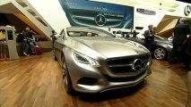 Mercedes F800 Style - En direct du salon de Genève 2010