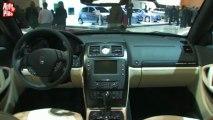 Maserati Quattroporte Awards Edition - En direct du salon de Genève 2010