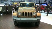 Jeep Wrangler 70th Anniversary