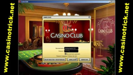 Casino770 Tricks - Casino Trick 2013