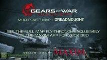 """Gears of War: Judgment   """"Dreadnought"""" Multiplayer Map Teaser [EN] (2013)   FULL HD"""
