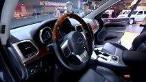 Jeep Grand Cherokee en direct du Mondial de l'Automobile de Paris 2010