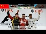 Entretien avec Jean-Louis Moncet après le Grand Prix de Chine 2013