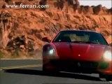 Ferrari 599 GTB Fiorano VS Ferrari F40