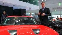 Aston Martin V12 Zagato Francfort 2011