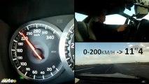 0 à 300 km/h en Nissan GT-R avec Laurent Chevalier