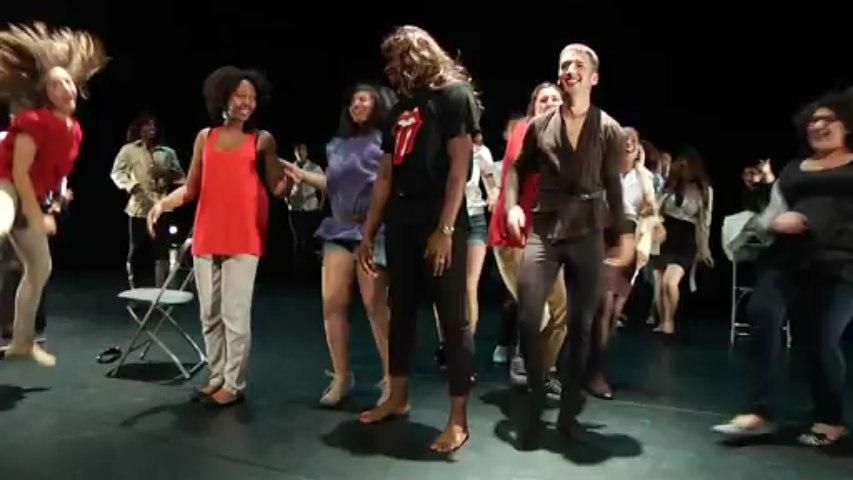 UPEC : clip de présentation du Festival Folies Douces 2013