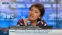 France - Politique - 051713 Nathalie Arthaud - RMC - Bourdin & co