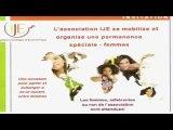 IJE  - 08/03/2013 - Parcours d'une femme victime de violences conjugales