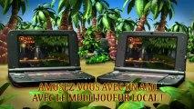 Donkey Kong Country Returns 3D - Un trailer revenant sur l'histoire de Donkey Kong