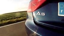 Essai Audi A5 Coupé 3.0 V6 TDI 245ch 2012