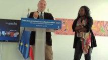 AIME CESAIRE:Ecole Maternelle Aimé Césaire de Nice à St Roch Le 17 05 2013