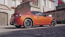 Essai Toyota GT86 2012