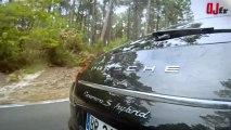 Essai Porsche Panamera Hybrid 2011
