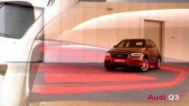 Première vidéo de l'Audi Q3