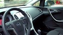 Essai Opel Astra 2011