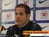 [L2-J37] Le Havre 1-2 Laval, réaction de P. Hinschberger