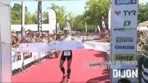 Clip Championnats de France Triathlon Longue Distance Dijon 2011