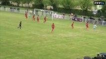 France-Suisse U18 : 2-0 - le resume video