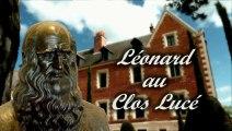 Léonard au Clos Lucé
