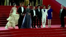 Chinese film 'A Touch of Sin' on Cannes red carpet
