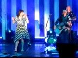 Concert de la chanteuse Nolwen Leroy st Amand les eaux 2013