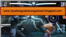 Injustice Gods Among Us Hack for Power Credits and Booster Packs