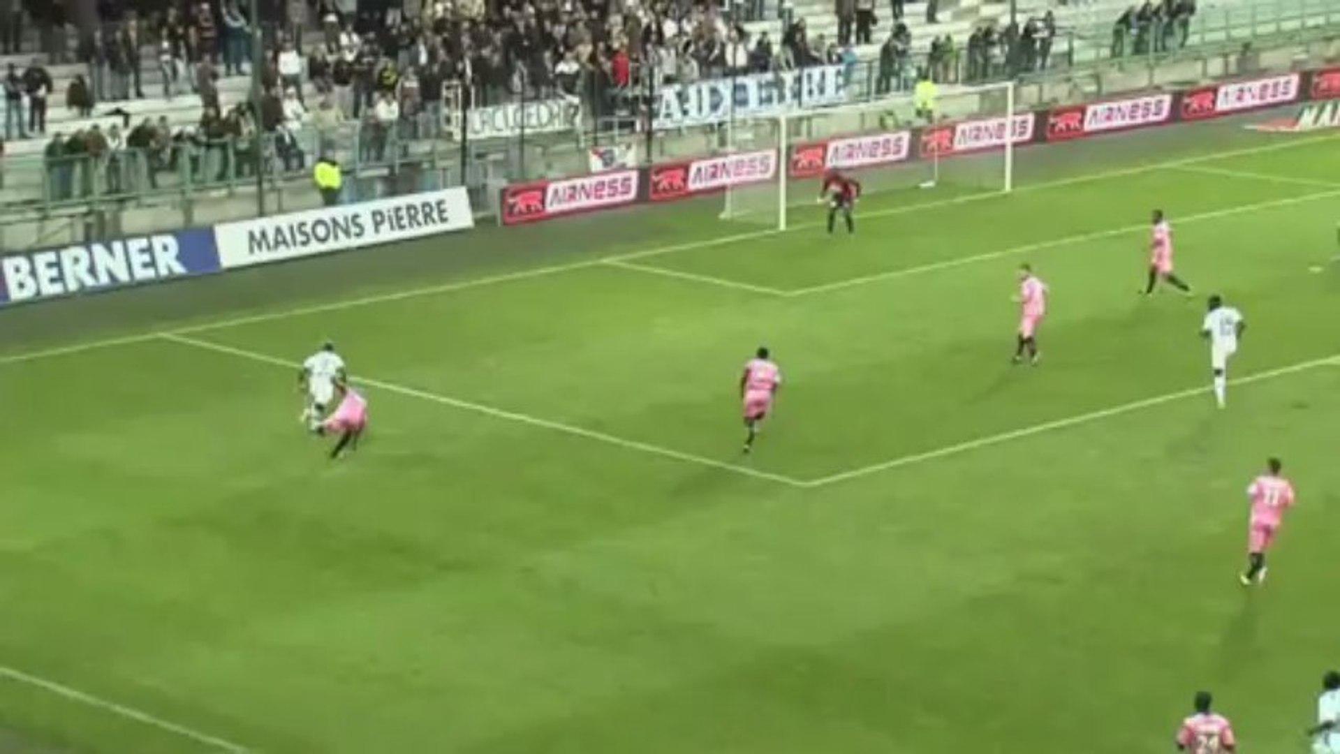 AJ Auxerre (AJA) - Clermont Foot (CFA) Le résumé du match (37ème journée) - saison 2012/2013
