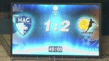 Havre AC (HAC) - Stade Lavallois (LAVAL) Le résumé du match (37ème journée) - saison 2012/2013