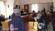 Consiglio comunale 13 maggio 2013 Punto 6 mozione debiti scuola zona orti intervento Arboretti