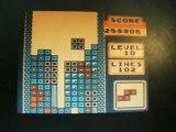 mon plus gros record de tetris (game boy colore)