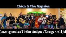 Chico & The Gypsies - Arles - 18 mai 2013