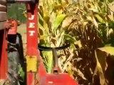 niğde aşlama köyü mısır sılaj yapımı -M.KUMRU