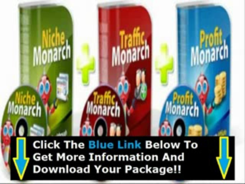 Profit Monarch 3in1 Software Suite *$20k Cash Prizes* By Paul Ponna | Profit Monarch 3in1 Software S