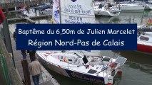 Baptème 6,50m Nord Pas de Calais