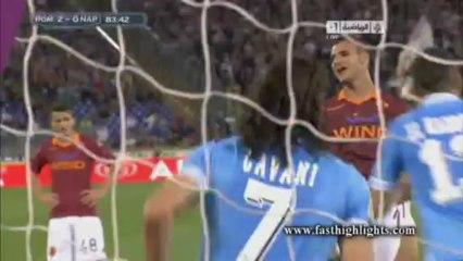 AS Roma 2-1 Napoli