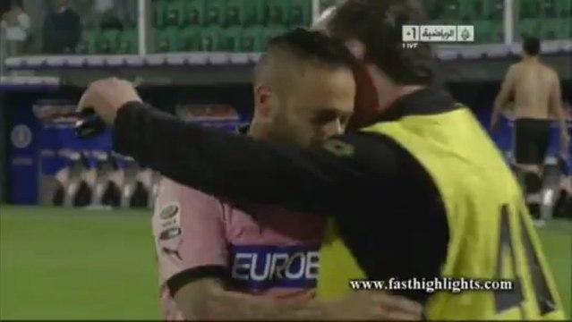 Palermo 1-3 Parma