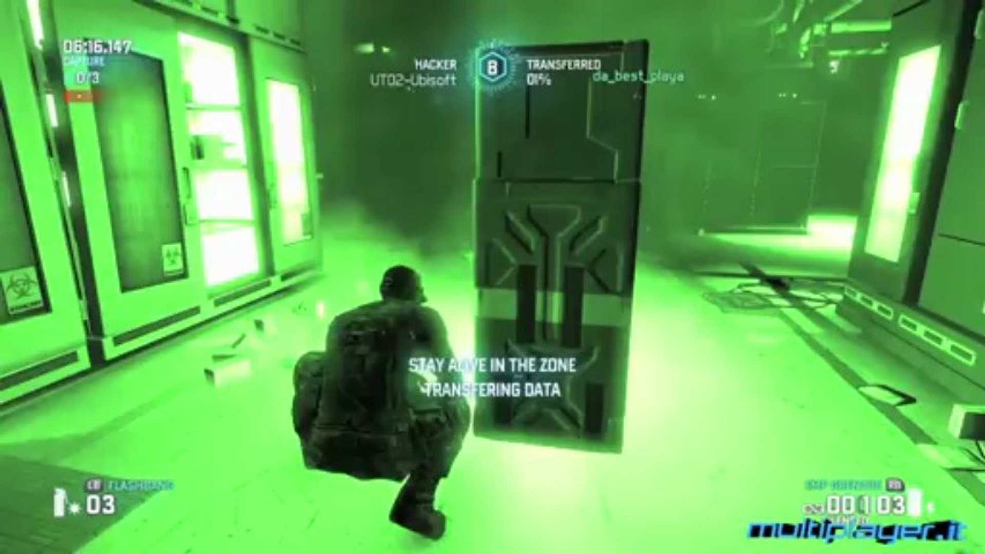 Splinter Cell: BlackList - Anteprima (HD)