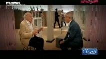 """Michel PICCOLI à Cannes : """"Je n'ai jamais montré mes fesses dans La Grande bouffe!"""""""