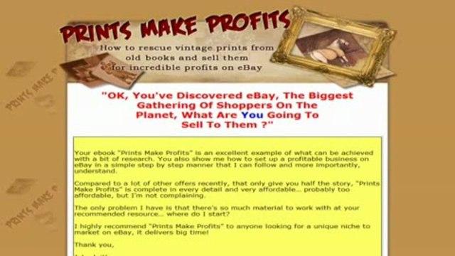 Prints Make Profits Third Edition | Prints Make Profits Third Edition