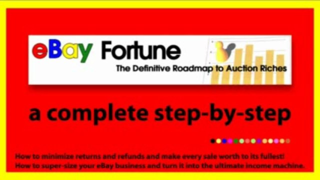 Ebay(r) Millionaire Reveals The Step-by-step Roadmap To Auction Riches | Ebay(r) Millionaire Reveals The Step-by-step Roadmap To Auction Riches